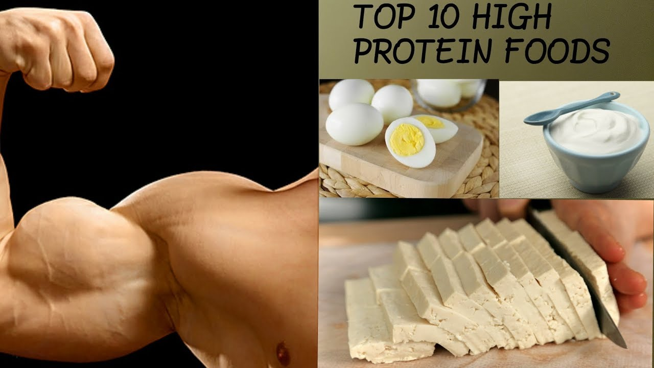 food with high protein These three one-day high-protein menus will work for almost any low-carb plan, including the atkins diet, south beach diet, or paleo diet.