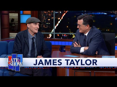 """James Taylor Was In The Studio When The Beatles Recorded """"The White Album"""""""