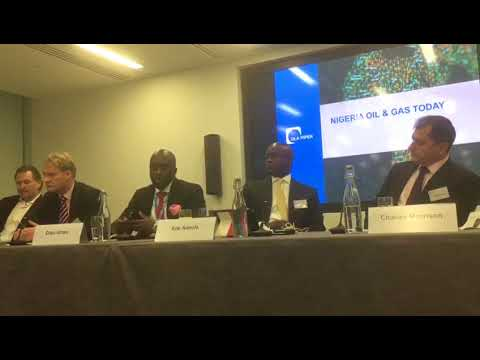 OOLLP at DLA Piper Africa Week    Oil and Gas Panel Discussion 1  Dayo Idowu  Bill Passed by Nigeria