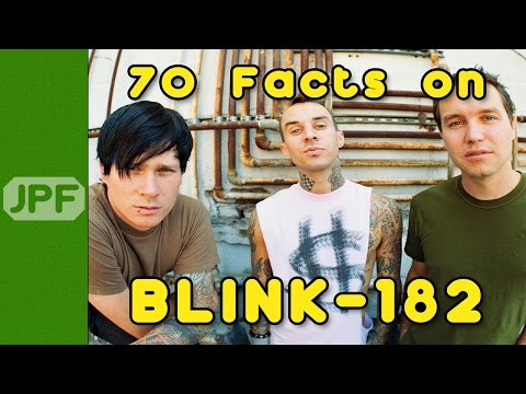 70 Facts on blink-182