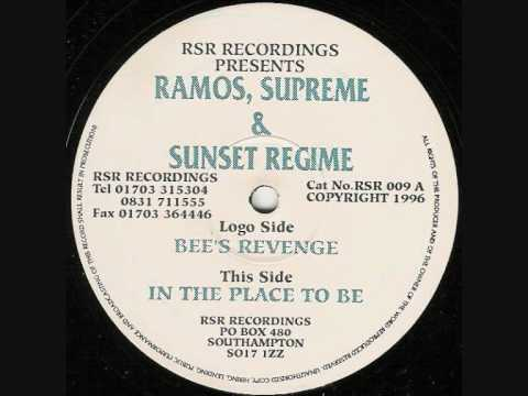 RAMOS, SUPREME & SUNSET REGIME  -  IN THE PLACE TO BE