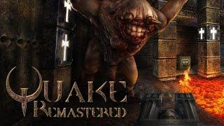 Quake Remastered - Photoshop Speed Art