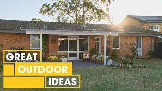 How to Create a Summer Entertaining Area | Outdoor | Great Home Ideas