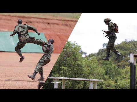 Download Dore abasirikare b'U Rwanda ba mbere byemejwe ko ari indwanyi zikaze