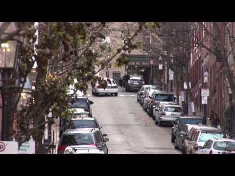 Boston City Massachusetts