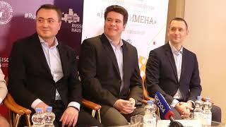 Денис Мацуев в Берлине в Русском доме 15 декабря 2019