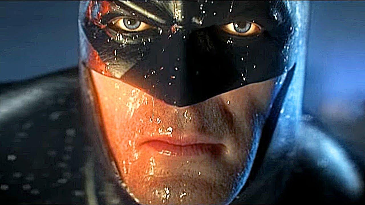 Cena da morte do Coringa (Coringa morre) - Batman Arkham City + vídeo