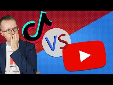 TikTok или YouTube: что круче в 2020 году? Как раскрутиться и заработать быстрее?