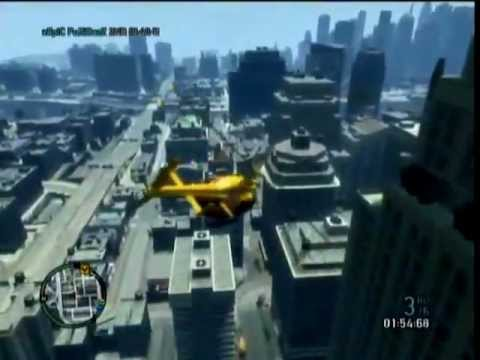GTA IV/EFLC: Rockstar Social Club Multiplayer Event - 2012.08.30. - Race [6/2]