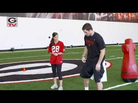 Off Season Training Feature: Tight End
