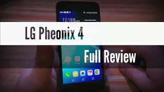 LG Pheonix 4 Full Review Specs Should U Buy It? ATT PrePaid (Feat Lil Timmy)