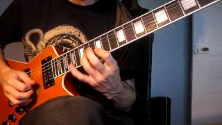 Megadeth-Skin O´ My Teeth solo cover