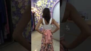 Платье студии