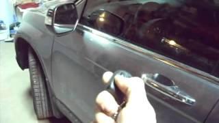 Honda CR V + Excellent с дистанционным запуском двигателя www excellent ua