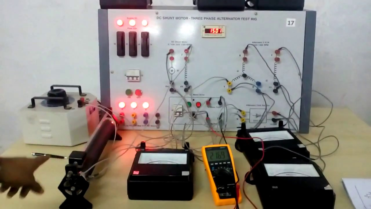 Solving Problems On Open And Short Circuit Tests Of A Transformer