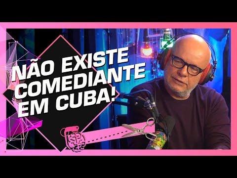 A LIBERDADE DE EXPRESSÃO EM CUBA - MARCELO TAS | Cortes do Inteligência Ltda.