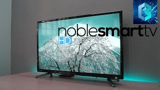 Noble Skiodo 32inch Smart TV Review (32SM32N01)