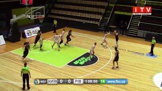 Команди Баскетбольного клубу Рівне відіграли матчі у Чемпіонатах України
