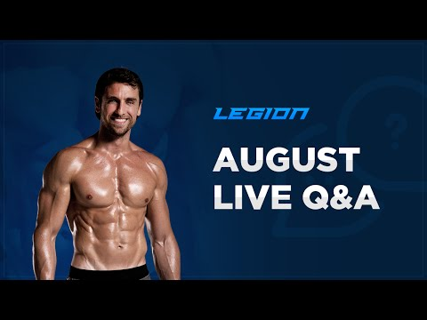 Live Q&A: Concurrent training, vegetarian muscle building, refeeding, and more…