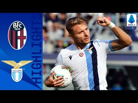 Bologna 2-2 Lazio   Immobile Nets Two In Action-Packed Thriller   Serie A