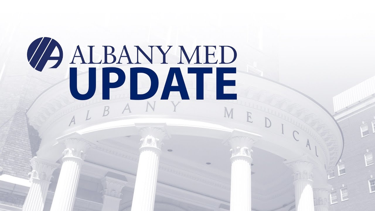 Albany Med Update for Wednesday, January 13th, 2021
