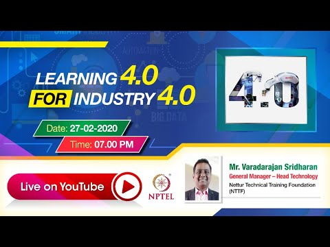 LIVE _ Learning 4.0 For Industry 4.0