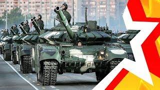 Парад в Минске 3 июля 2019 г.  Belarusian Army Parade. Вся техника крупным планом.