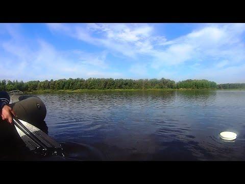 рыбалка с помощью кружков