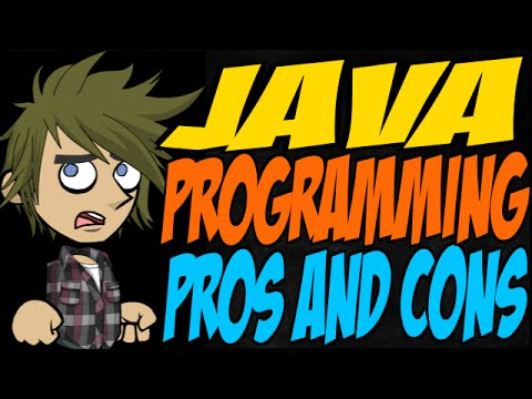 Java Programming Pros and Cons
