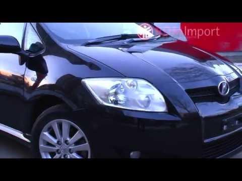 Toyota Auris 2008 год 1.5 л. CVT Без пробега по РФ от РДМ Импорт