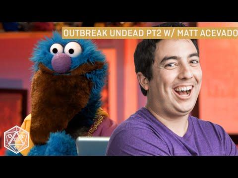 Perception Check | Zombies & Felted Friends w/ Guest Matt Acevedo [1x47]