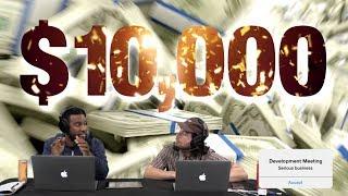 Dev Mtg: Big Bag Edition | $10,000 Deal