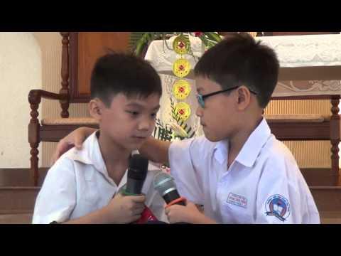 Trẻ bụi đời..vở kịch của Thiếu nhi Xứ Phú Trung, mồng 2 Tết.