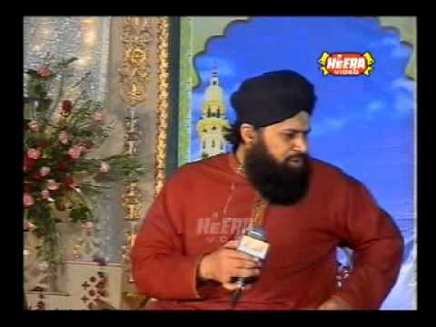 Pegham Saba Lai Hai- Owais Raza Qadri- Mehfil Ghous-e-Azam (R.A)