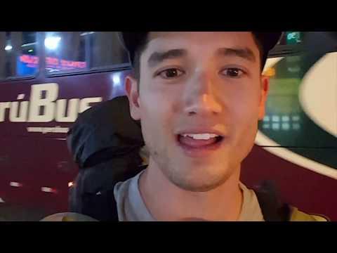 PERU: TRAVEL VLOG w/ Raphael hyde (budget backpacking)