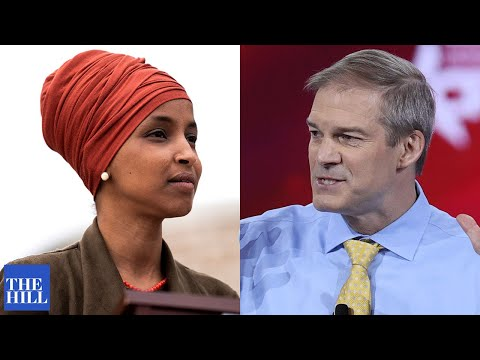 Jim Jordan CALLS OUT Ilhan Omar to her face while speaking against George Floyd police reform bill