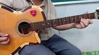 Tự học ghita cổ | Vọng cổ 6 câu dây xề | Tấn Thành Bàu Năng