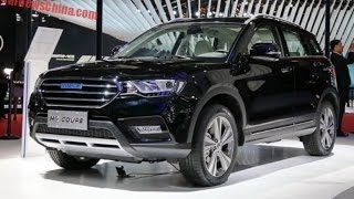 Презентация и цена нового Great Wall Haval H6 Coupe