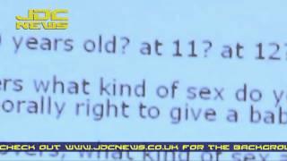UK Police Smash Paedophile Ring (JDC News ep1-005)