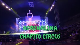 "Шоу ""Адреналин"", цирк ""Шапито"" в Анталии 