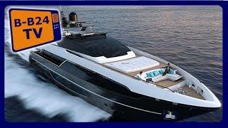 **BEST Boats24** Riva Corsaro 100 Worldpremiere Hong Kong
