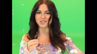 Певица Нюша рассказала о съемках нового клипа