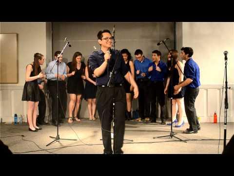 Penn Keynotes A Cappella - California Girls