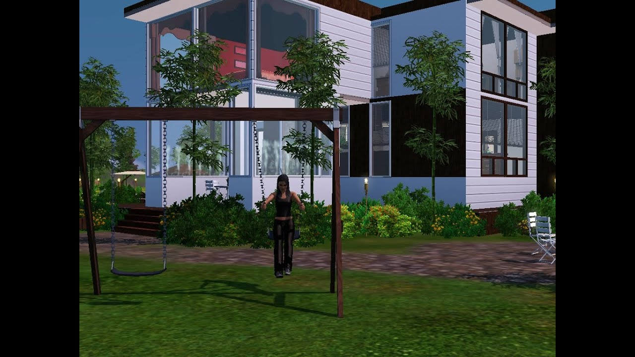 Sims 3 Haus Bauen Let S Build Haus Inselparadies Youtube