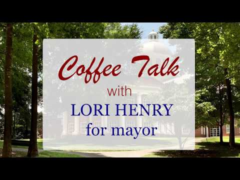 Coffee Talk with Lori Henry - Welcome
