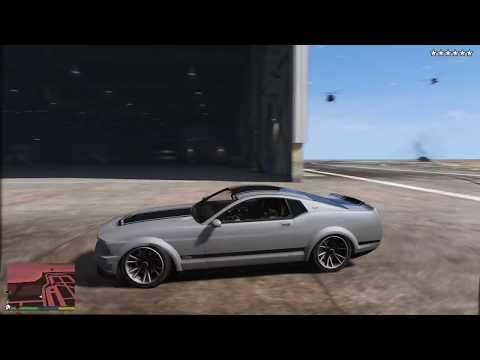 GTA 5 - Six Star Escape + Mafia Massacre (RDE 3.1)