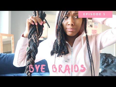 LifeWithJayla #5: Traveling, NYFW, Bye braids...