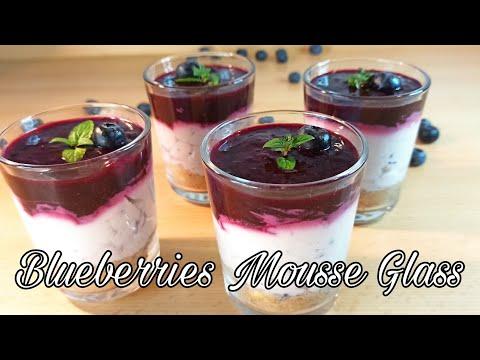 blueberry grand dessert
