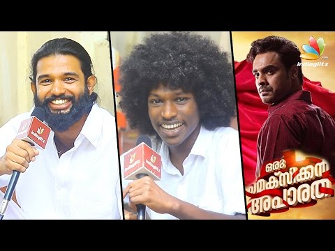 Tovino Thomas''s career to reach greater heights - Oru Mexican Aparatha Team Interview