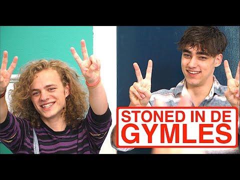 STONED IN DE GYMLES